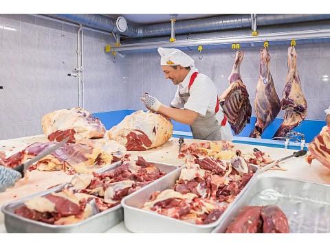 Как хранят мясо в магазинах