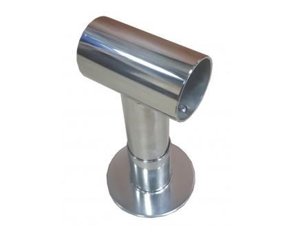 Опора из нерж стали для трубы 42 мм фото