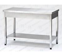 Стол производственный - серия Profi 1000x600