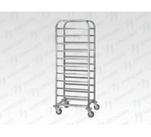 Тележки-шпильки для гастроемкостей ТШГп - 385*560*1500