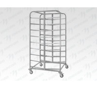 Тележки-шпильки для хлебных лотков ТШХп - 800*950*1800