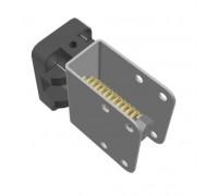 Маятниковая петля B1X0100 Dervet для распашных дверей холодильных камер