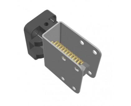 Маятниковая петля B1X0100 Dervet для распашных дверей холодильных камер фото