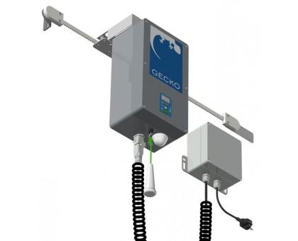 Электропривод моноблок GECKO для откатных дверей холодильных камер Dervet фото