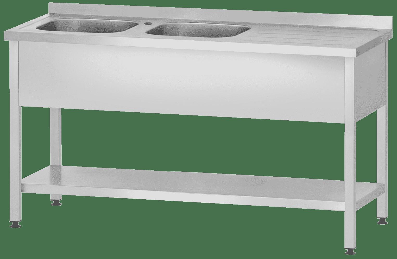 Ванна Mecon Profi из нержавеющей стали