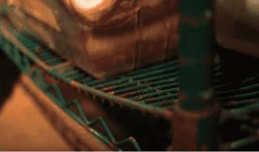 Стеллаж проволочный антибактериальный